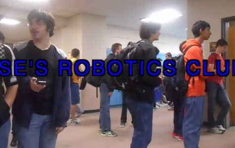 Robotics Club new and cool infomercial with Colin Curry
