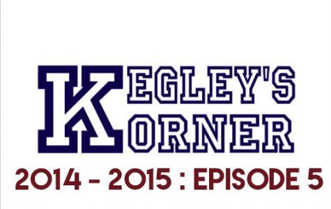 Kegley's Korner // 2014 – 2015 // E5