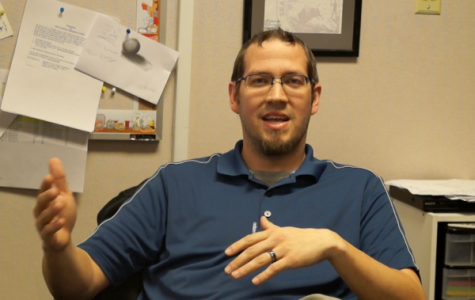 Teacher Feature – Mr. Salvadori