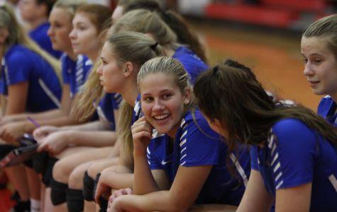 Freshman/JV Volleyball – September 8 @ Fishers
