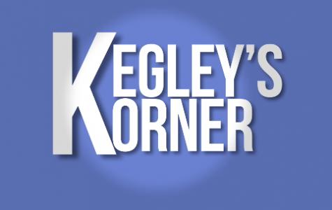 Kegley's Korner: Monday, January 22, 2018