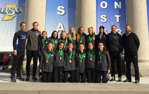 Spark: Girls Cross Country Season Recap