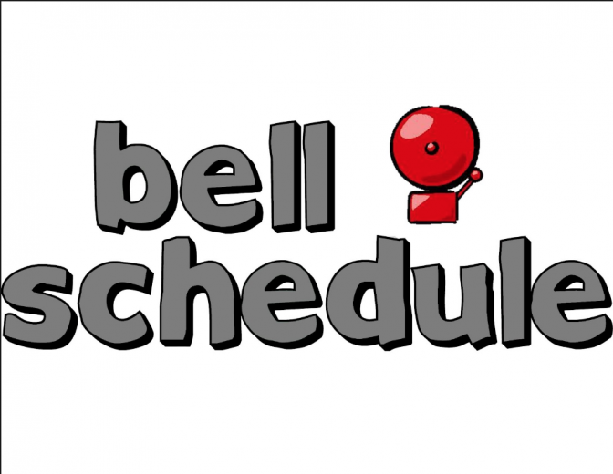 Final Exam Bell Schedules – Sem. 2, 2019-20