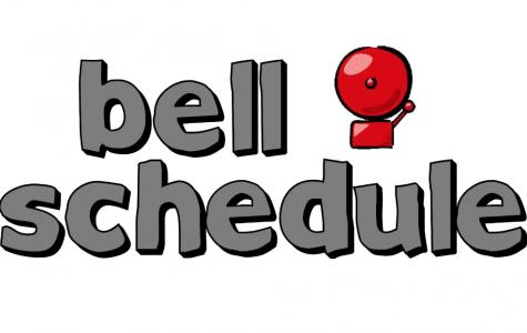 Final Exam Bell Schedule – Sem. 1, 2019-20