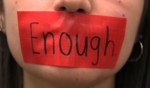 Staff Editorial: Enough is Enough