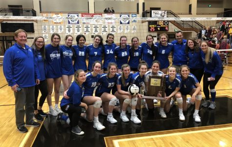 SSN: Volleyball Road to Semi-State