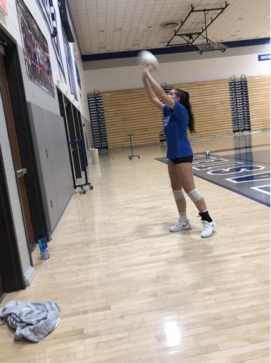 Student Spotlight: Olivia Szachta