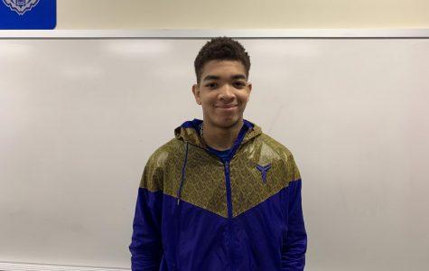 SSN: Meet Junior Football Player Xavier Holmes