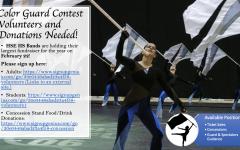 Color Guard Contest