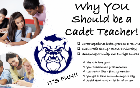 Cadet Teaching