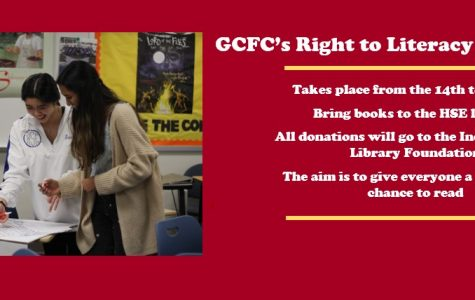 Global Change for Charity Book Drive