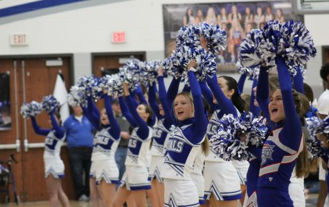 HSE Cheerleading Highlights