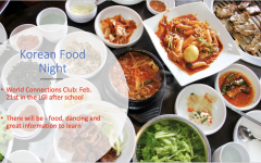 Korean Food Night