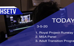 HSETV Newscast: Thursday, March 5th, 2020
