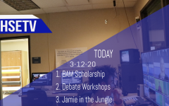 HSETV Newscast: Thursday, March 12th, 2020