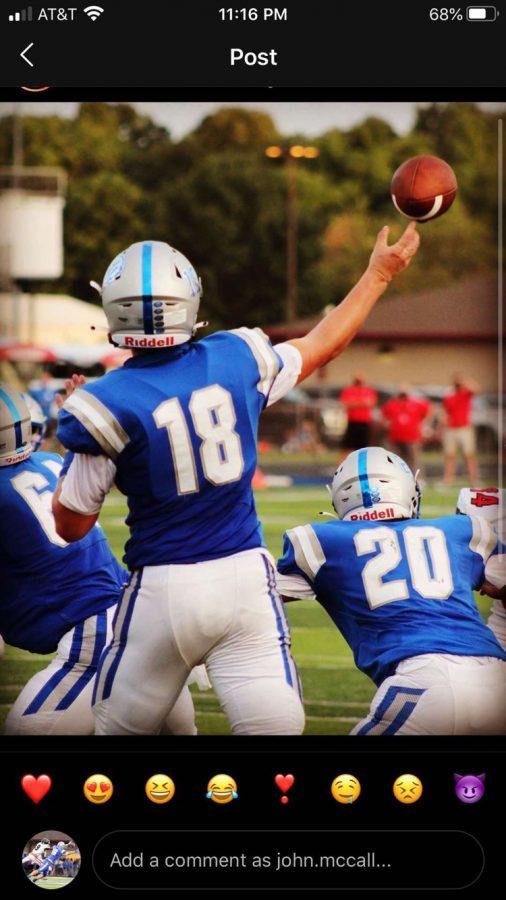 SSN Athlete Feature: John McCall