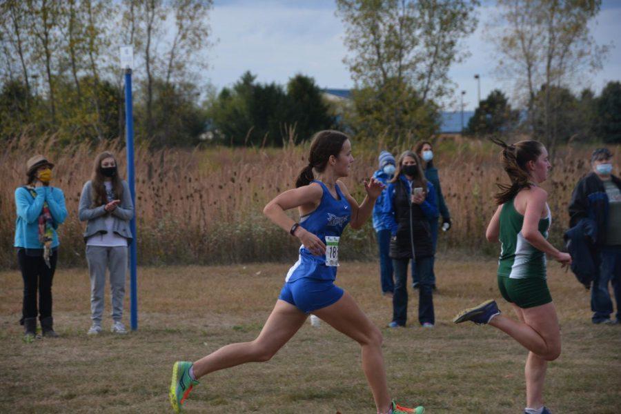 SSN Athlete Feature: Claire Hamilton