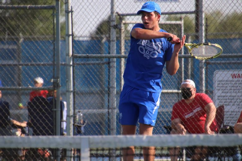 SSN: Andrew Orme Varsity Tennis