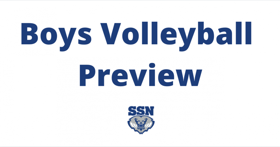 SSN: Preview of Boys Volleyball Season