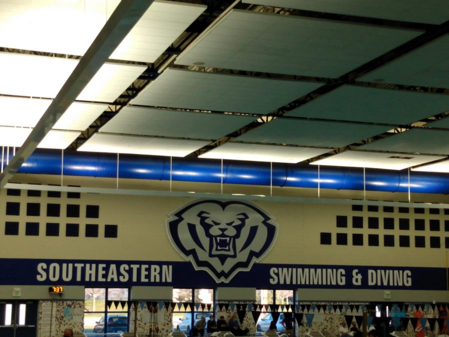 HSE Boys Swim Team vs. Brownsburg