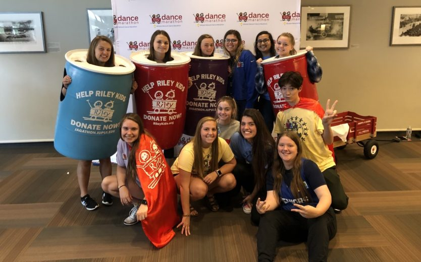 """Riley Dance Marathon Will Continue to """"Dance for Those Who Can"""
