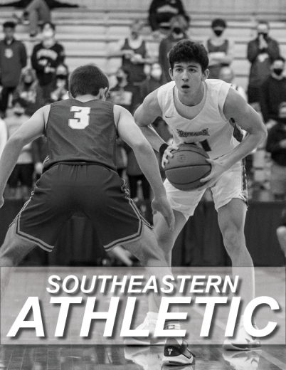 The Southeastern Athletic: March Issue