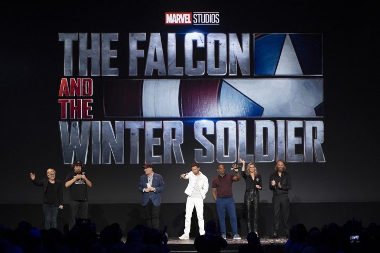 Falcon and Winter Soldier First Impression