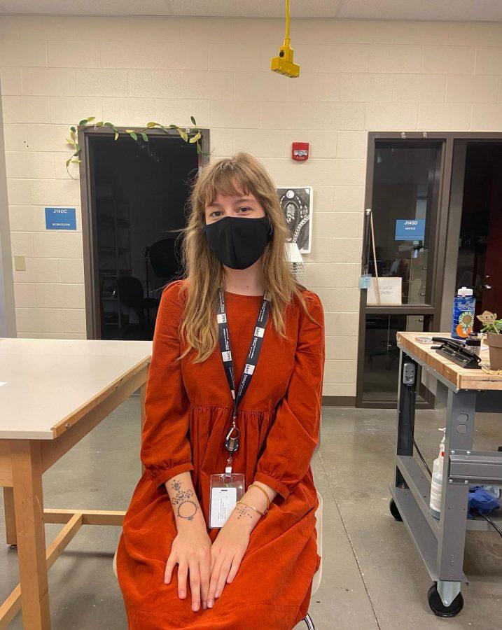 Meet New HSE Art Teacher, Miss Becker