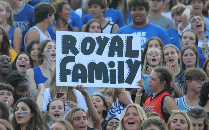 Royals Football: Its More Than a Game