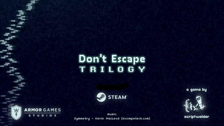 Don't Escape Trilogy Walkthroughs