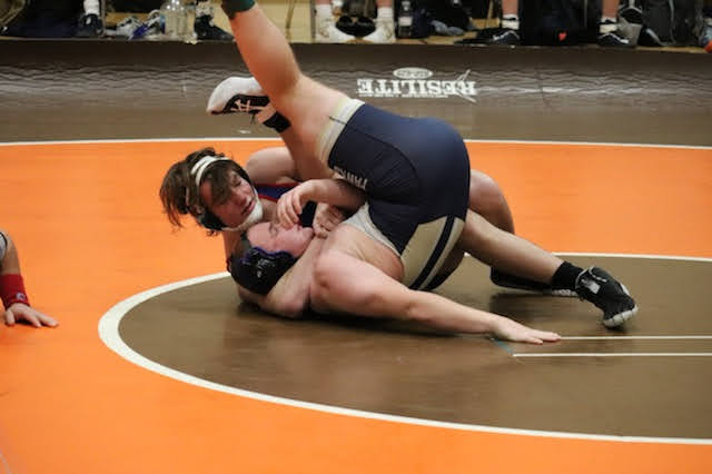 Max Broom and the Cross-Face Cradle