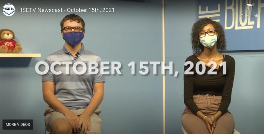 HSETV Newscast: Friday, Oct. 15, 2021