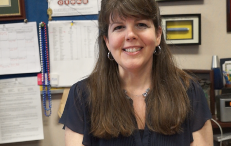 Teacher Feature - Mrs. Chattin