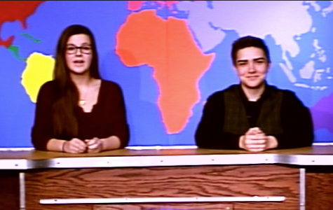Newscast – Friday February 12, 2016
