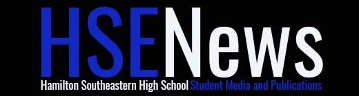 HSE News: Hamilton Southeastern High School Student Publications & Media logo