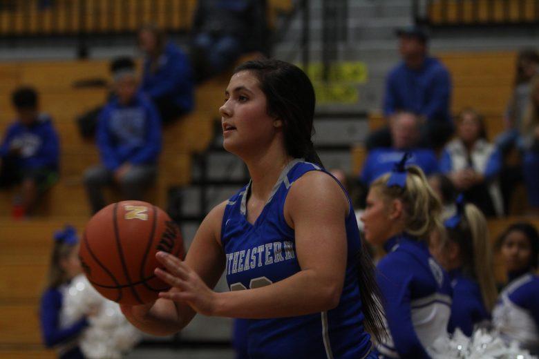 Varsity Girls Basketball Nov. 30