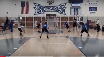 HSETV: Men's Volleyball