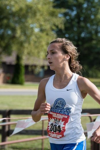 Women's Cross Country: Young Talent