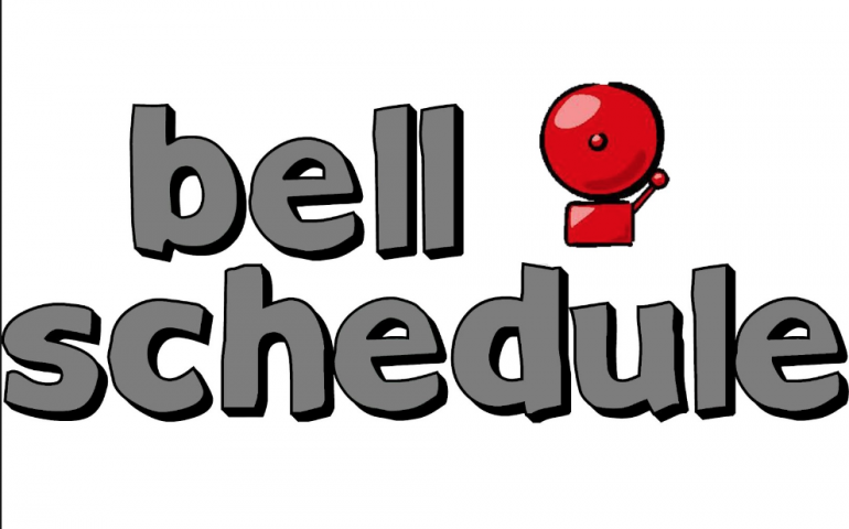 Bell Schedules Hsenews The Official Student News Source Of Hsehs