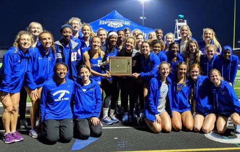 Lady Royals track team takes home hardware after conference championship