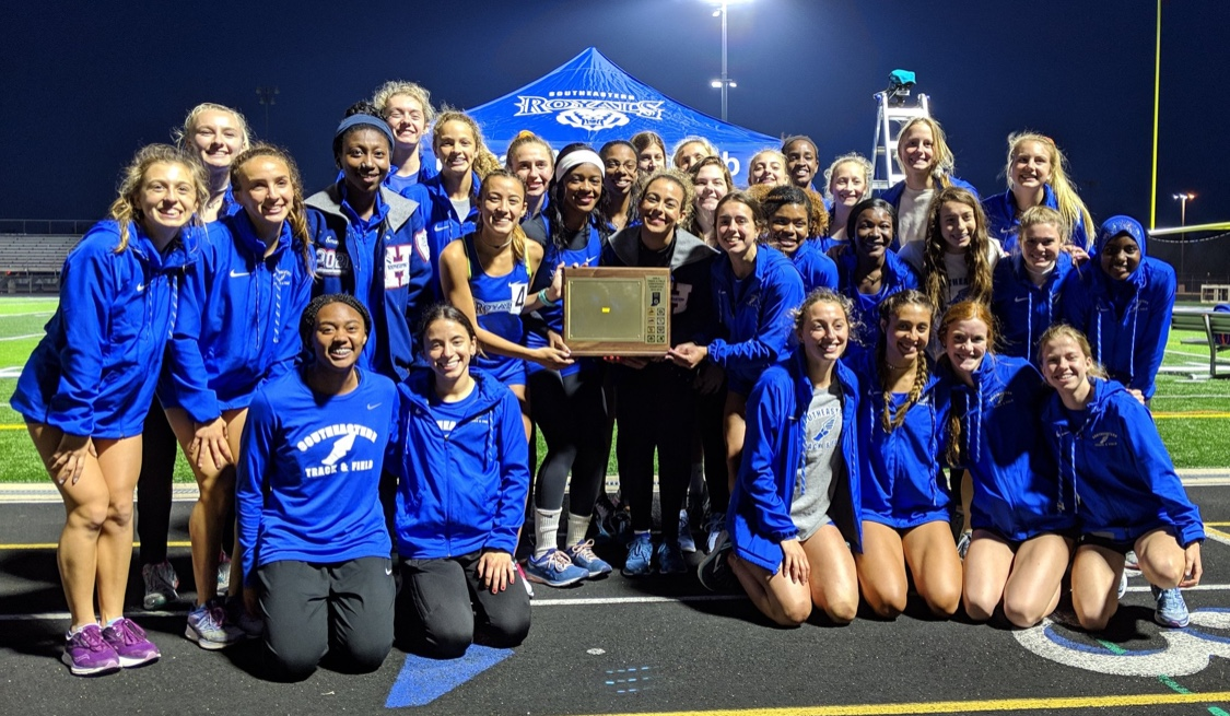 Lady+Royals+track+team+takes+home+hardware+after+conference+championship