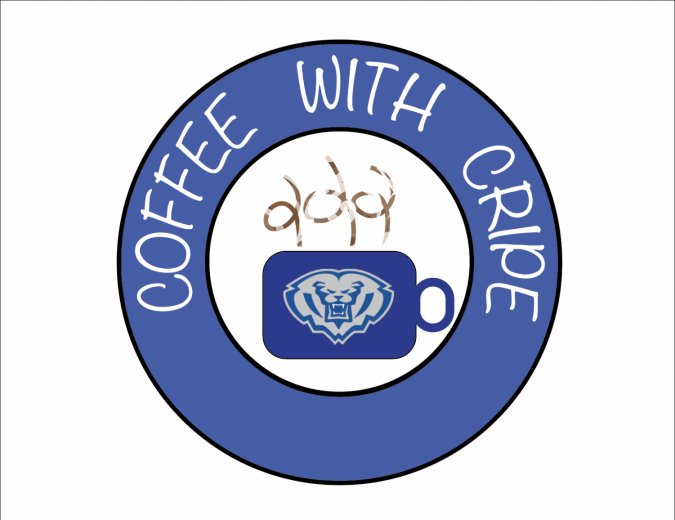 Coffee with Cripe - Episode 3