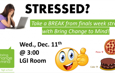 Stress Free Event: Wed., Dec. 11