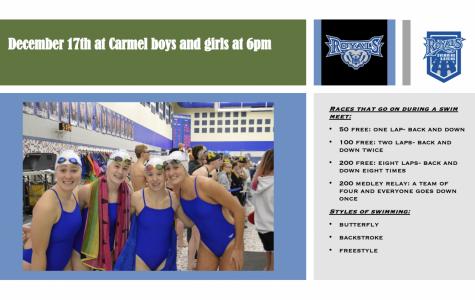 HSE swim team