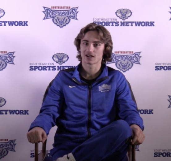 SSN: Andrew Truxall Athlete Feature