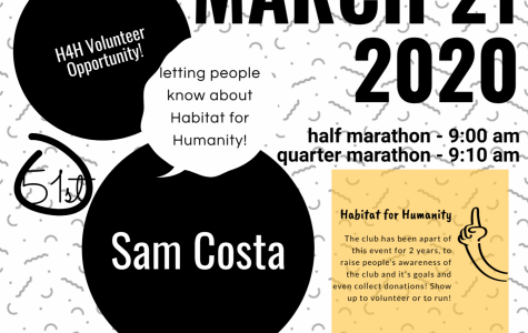 Habitat for Humanity: Sam Costa