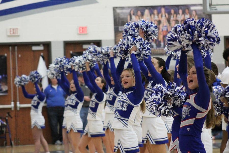 HSE Cheerleading Highlights