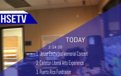 HSETV Newscast: Friday, February 14th, 2020