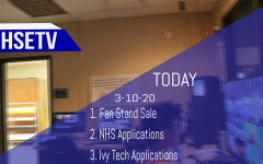 HSETV Newscast: Tuesday, March 10th, 2020