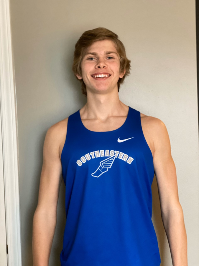 SSN: Q&A with Track Athlete Cade Ogan